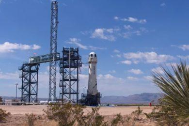 Blue Origin completa con éxito el primer lanzamiento de 2018 del New Shepard