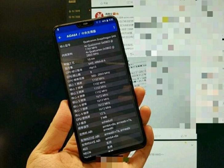 Primera imagen real del OnePlus 6, nuevo téaser 30