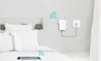 TP-Link presenta el nuevo extensor de red Wi-Fi RE205 99
