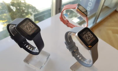 Fitbit Versa colores