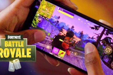 Fortnite arrasa con los ingresos de su versión móvil