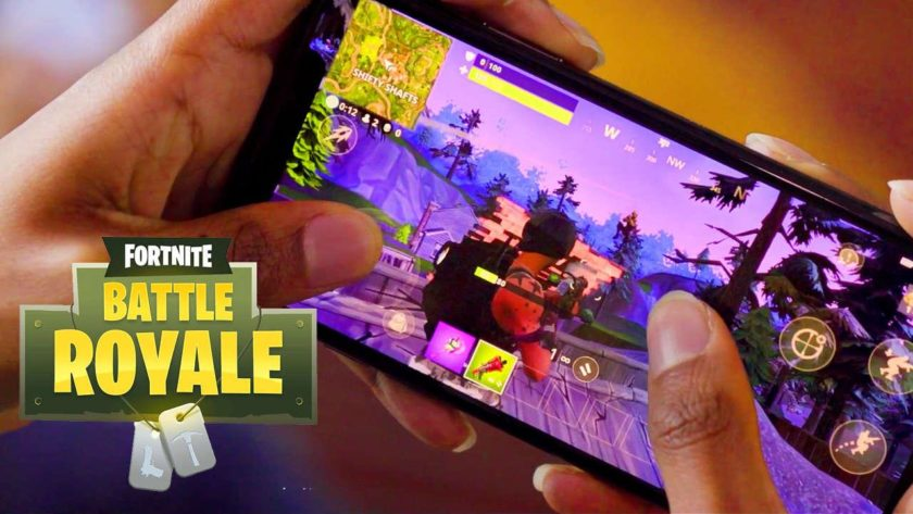 fortnite battle royale moviles