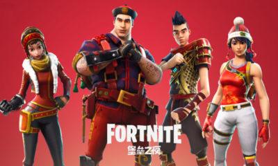 Fortnite anuncia su llegada a China 34