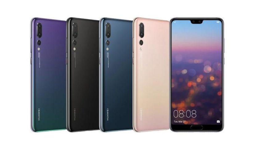 Huawei anuncia la disponibilidad de Huawei P20 Pro