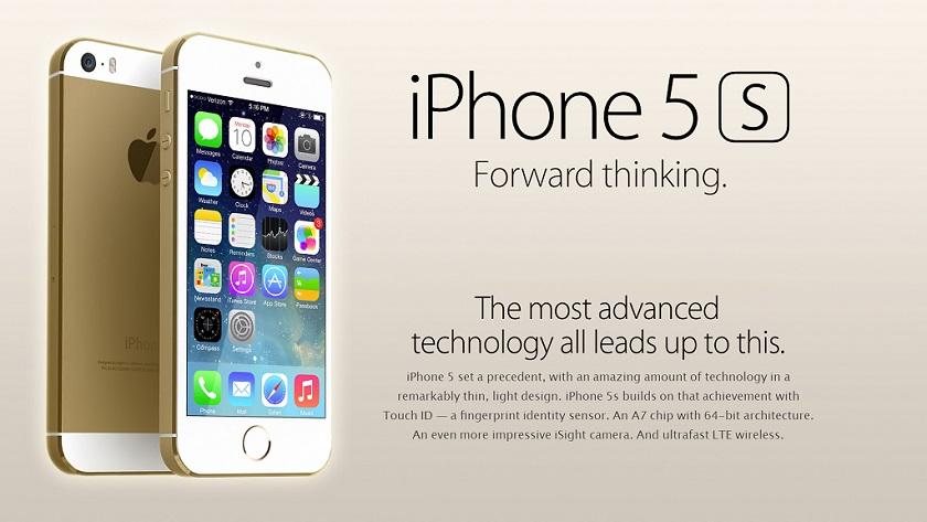 El iPhone 5s recibirá iOS 12, según WebKit 28