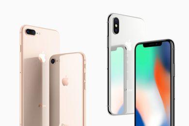 iOS 11.3 da problemas en algunos iPhone 8 y iPhone 8 Plus