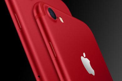 iPhone 8 RED, el rojo pasión llegará a los últimos smartphones Apple (Confirmado)