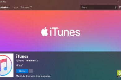 Apple lleva iTunes a la Microsoft Store ¿Otro 'infierno congelado'?