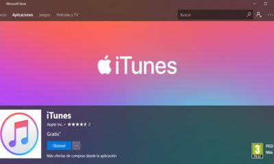 iTunes en Microsoft Store