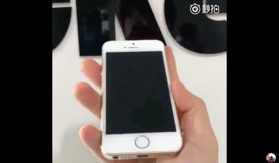 ¿Será así el iPhone SE 2? 37