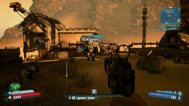 BioShock vs Borderlands