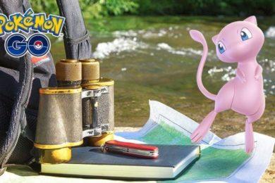 Pokémon Go: la guía para capturar a Mew