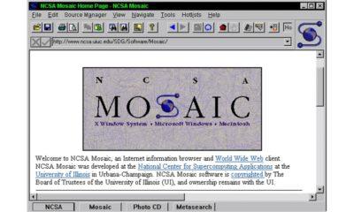 25 años de Mosaic, el navegador que iluminó la Web 85