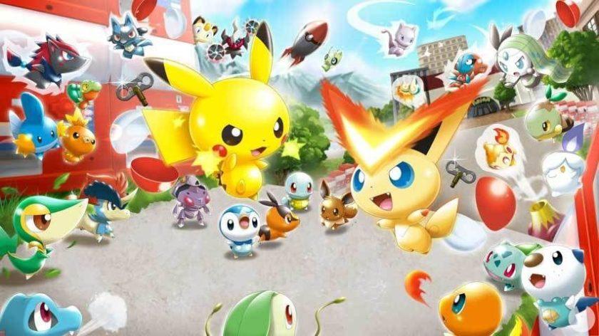pokemon rumble
