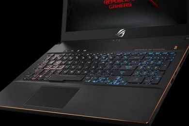 ASUS presenta los nuevos portátiles gaming Strix GL503 y Strix GL703