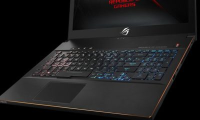 ASUS presenta los nuevos portátiles gaming Strix GL503 y Strix GL703 115
