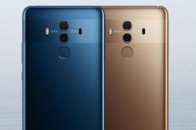 El primer smartphone 5G de Huawei llegará en 2019