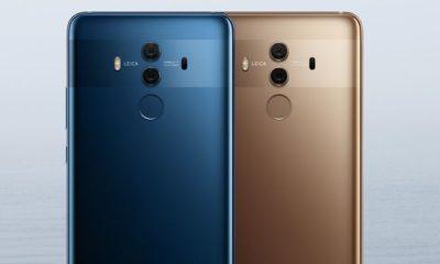 El primer smartphone 5G de Huawei llegará en 2019 204