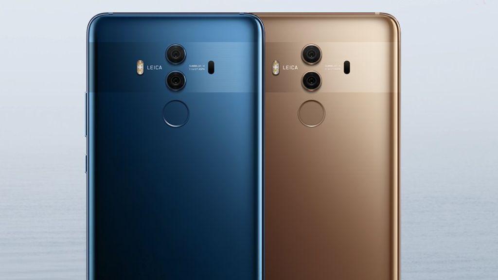 El primer smartphone 5G de Huawei llegará en 2019 34