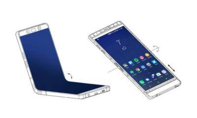 El smartphone flexible de Samsung será como un Note 8 con doble pantalla 47