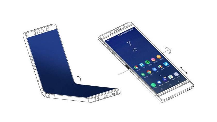 El smartphone flexible de Samsung será como un Note 8 con doble pantalla 28