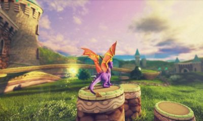 spyro the dragon remaster