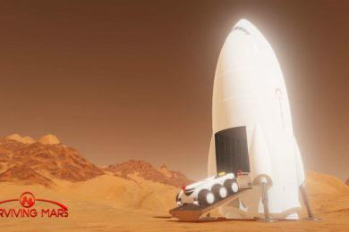 Surviving Mars, análisis (PC)
