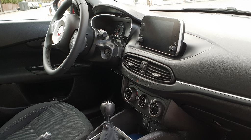 Fiat Tipo, puntos de vista 49