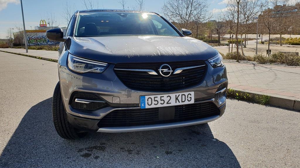 Opel Grandland X, hermandad 35