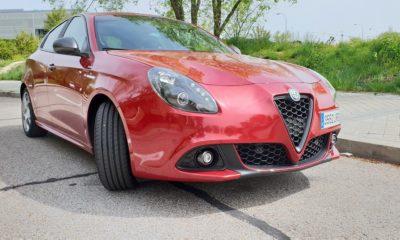 Alfa Romeo Giulietta, escudos 29