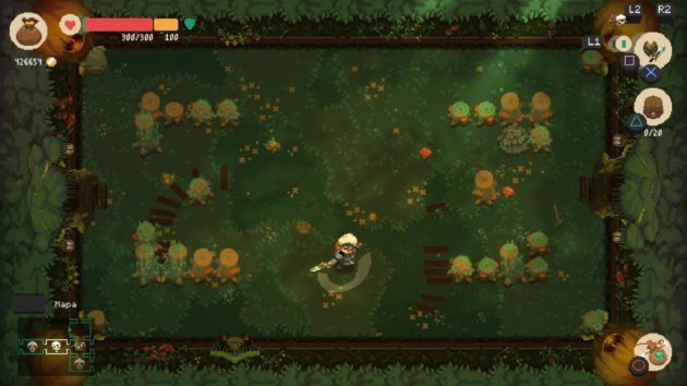 Análisis: Moonlighter (PC - Steam) 34