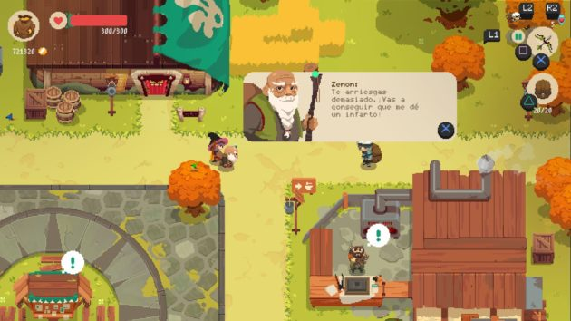 Análisis: Moonlighter (PC - Steam) 32