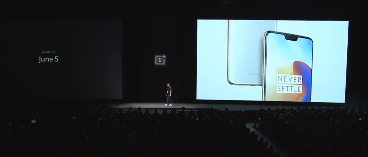 OnePlus 6: especificaciones y precio de este nuevo tope de gama 46