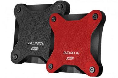 ADATA SD600, SSD externa ideal para consolas