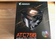 Análisis del AORUS ATC700: pensado a lo grande 47