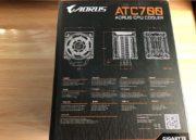 Análisis del AORUS ATC700: pensado a lo grande 49