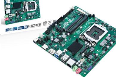 ASUS Prime H310T, una mini-ITX con chipset serie 300 de Intel