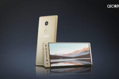 Alcatel 5, un asequible smartphone de gama media-alta