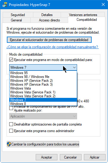 Como Ejecutar Aplicaciones Y Juegos Antiguos En Windows 10 April
