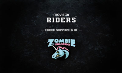 Movistar Riders esports Zombie Unicorns