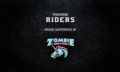 Movistar Riders esports Zombie Unicorns