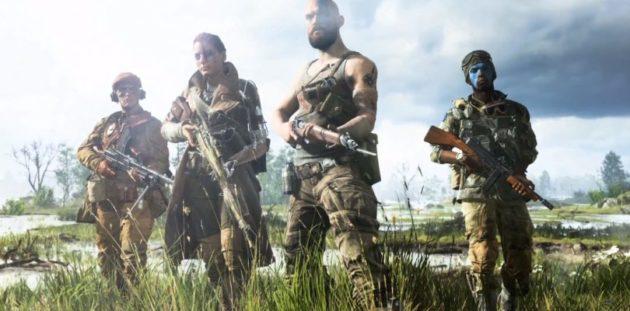 Battlefield V PErsonajes