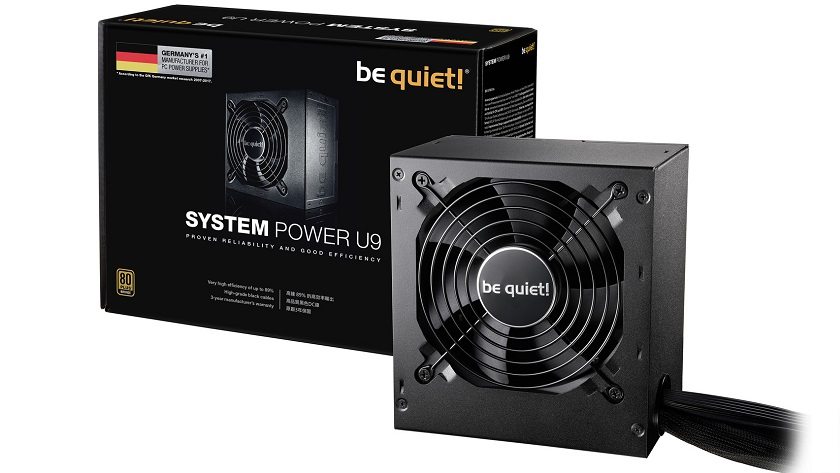 Be Quiet! System Power U9, nuevas fuentes de alimentación económicas 30