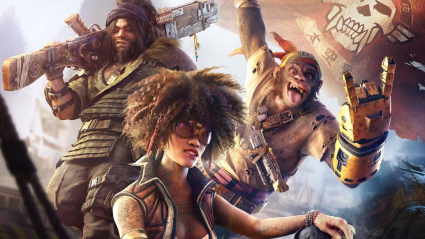 Ubisoft tiene lista una demo de Beyond Good & Evil 2