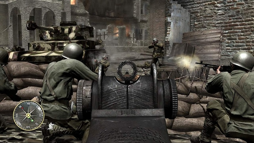 Así ha evolucionado la franquicia Call of Duty durante los últimos 15 años 30