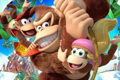 Donkey Kong Country: Tropical Freeze llega a Nintendo Switch