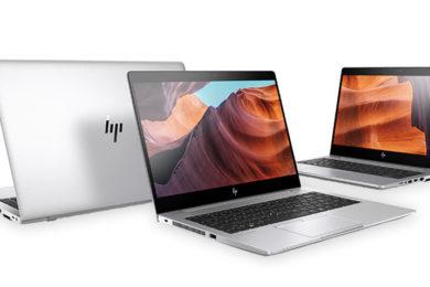 HP presenta portátiles EliteBook y ProBook con Ryzen Pro