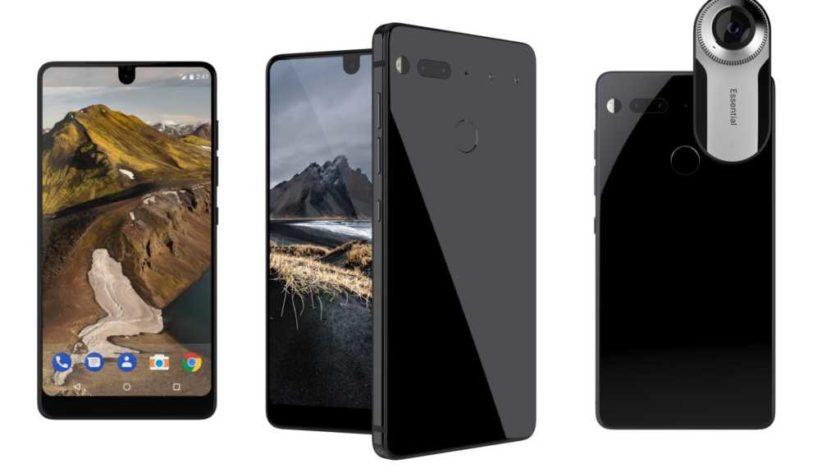 Essential Phone 2 cancelado, Andy Rubin vende la empresa