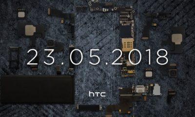 El HTC U12 sería presentado el 23 de mayo de 2018