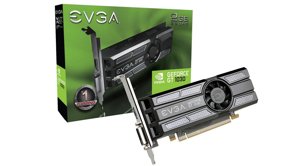 GeForce GT 1030 DDR4 frente a GeForce GT 1030 GDDR5 en juegos 30